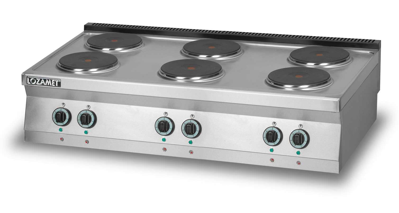 Kuchnie elektryczne  KUCHNIA ELEKTRYCZNA L700 KEO6 -> Kuchnie Elektryczne Wolnostojące Bosch