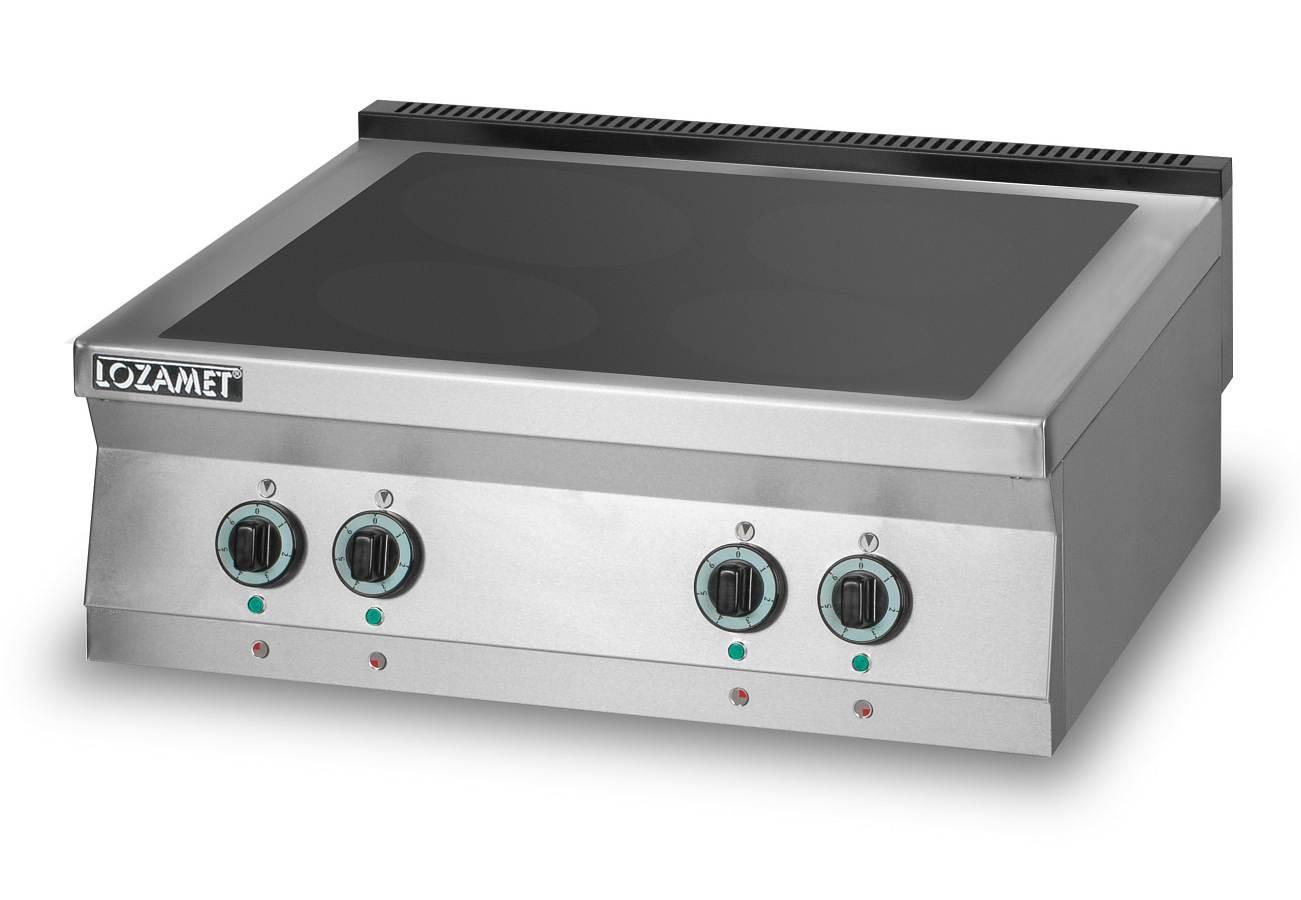 Kuchnie elektryczne  KUCHNIA ELEKTRYCZNA L700 KEC4 -> Kuchnie Elektryczne Wolnostojące Bosch